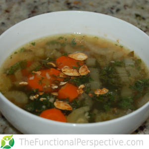 Fabulous Fall Kale Soup - The Functional Perspective